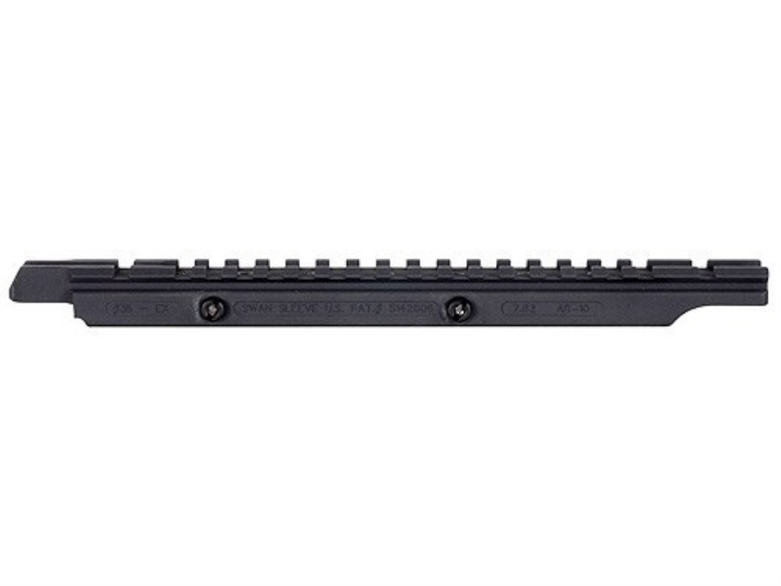 A.R.M.S. #36 Extended Picatinny-Style Riser Mount AR-10 Flat-Top Matte