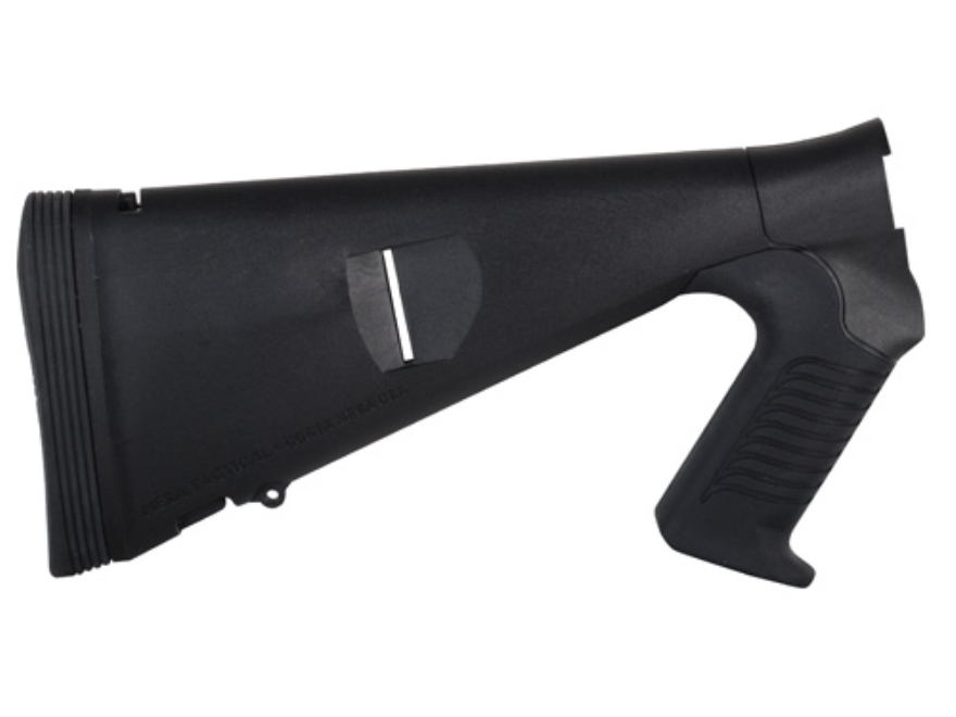 Mesa Tactical Urbino Tactical Stock System with Limbsaver Recoil Pad Benelli Super Nova 12 Gauge Synthetic Black
