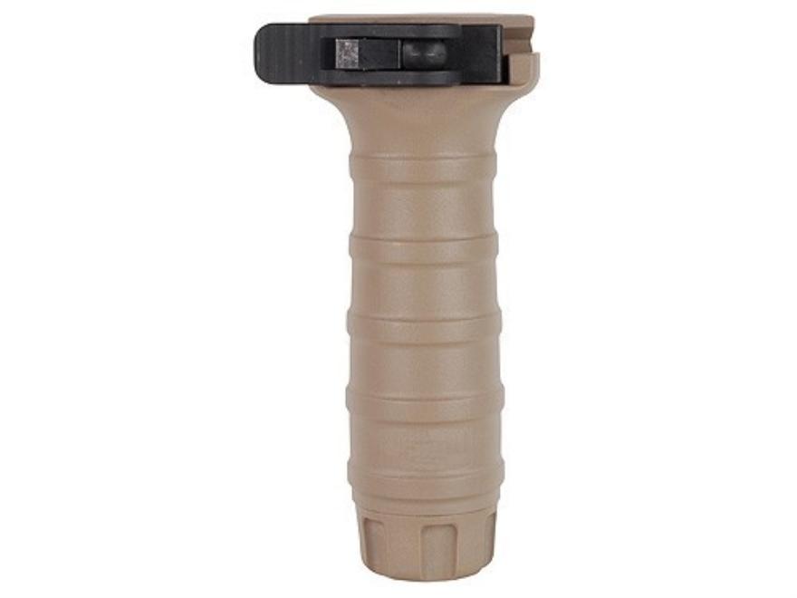 TangoDown Quick-Detach Vertical Forend Grip AR-15 Polymer