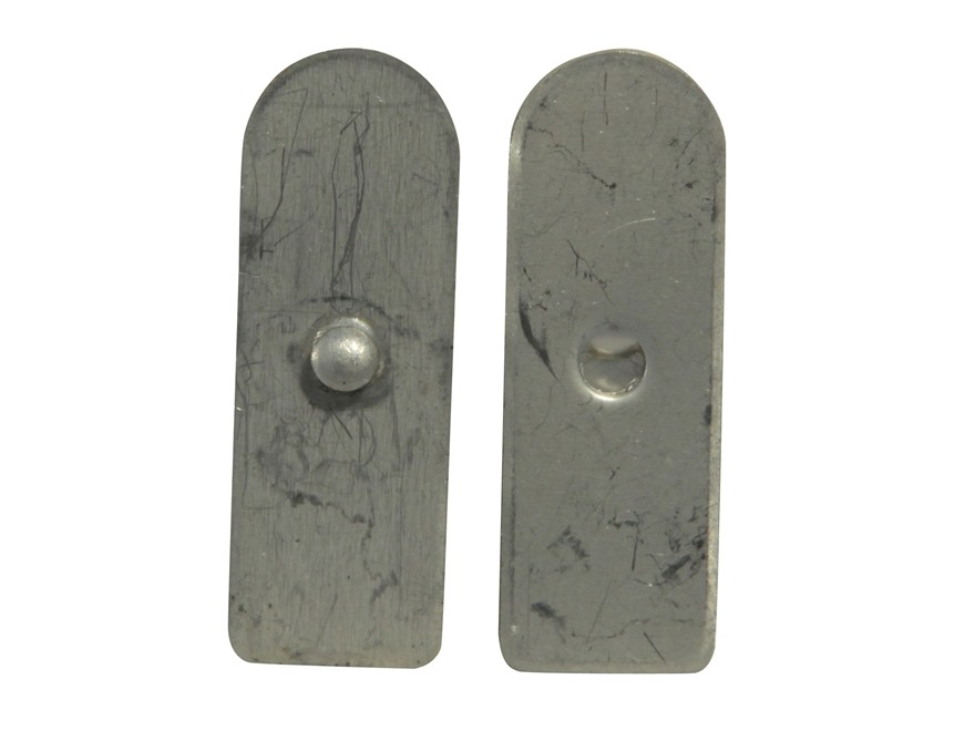 Wilson Combat Magazine Retainer Plates 1911 Steel Pack of 5