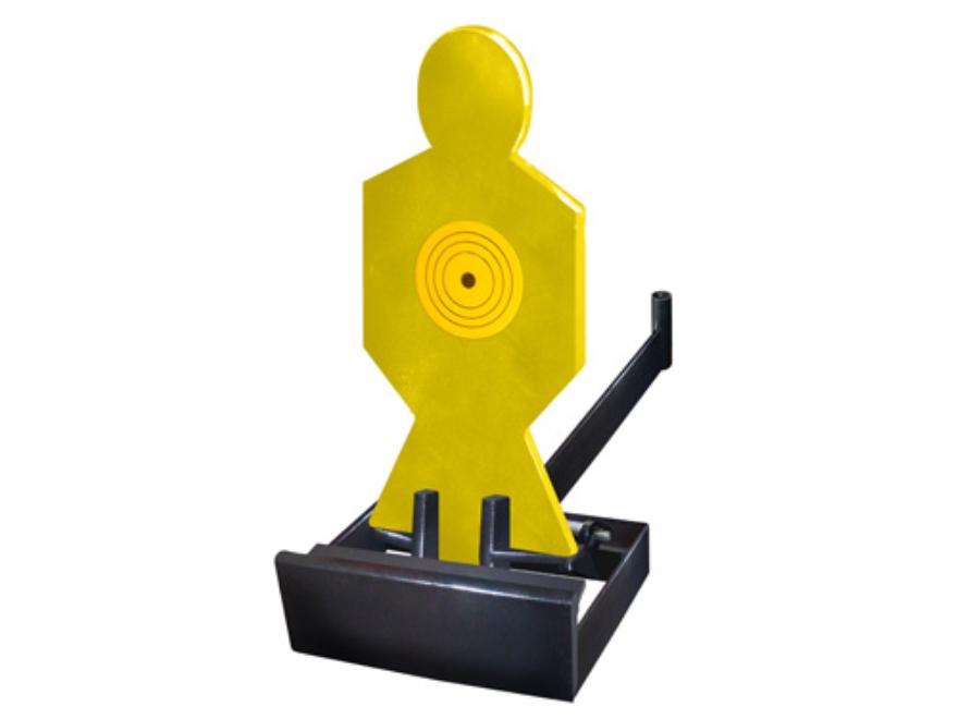 Do-All Body Shot Bouce Back Target System 38 to 44 Caliber Steel