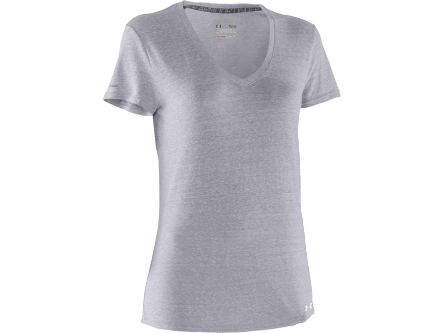 Under Armour Women's UA Charged Cotton Short Sleeve T-Shirt