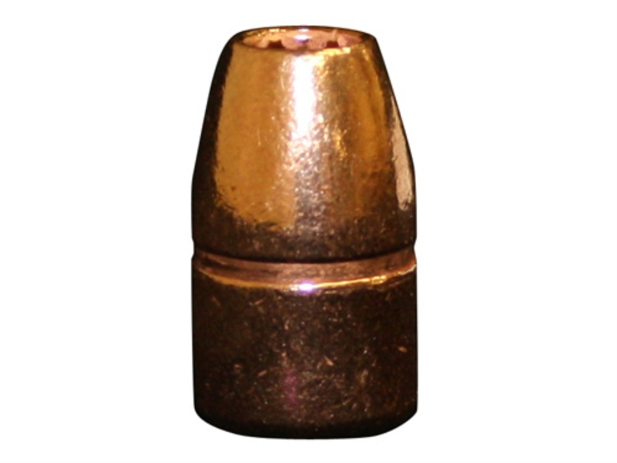 Copper Only Projectiles (C.O.P.) Solid Copper Bullets 480 Ruger (475 Diameter) 275 Grain Hollow Point Lead-Free Box of 25