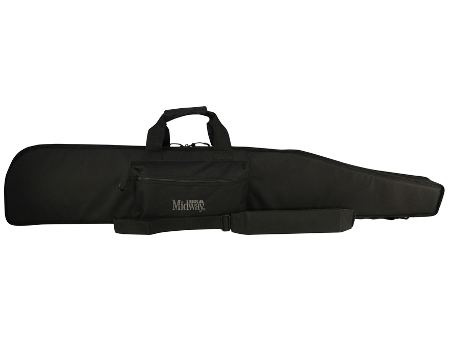 MidwayUSA Heavy Duty Scoped Rifle Case