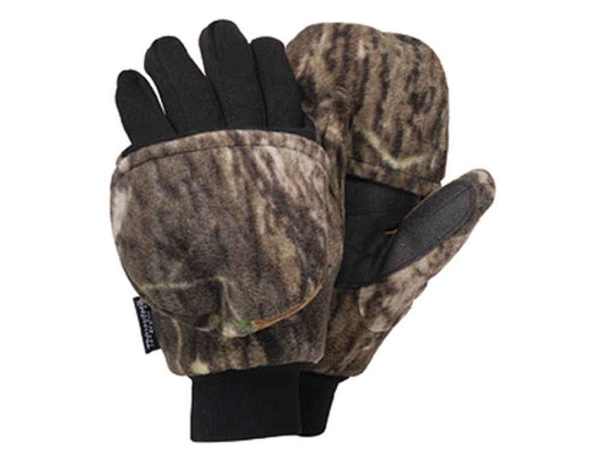 HeatMax Heated Mitten Glove Synthetic Blend