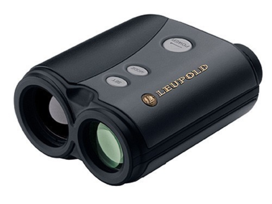 Leupold RX-IV Laser Rangefinder 1500 Yard Match 13 Reticle System 8x Armored Gray/Black