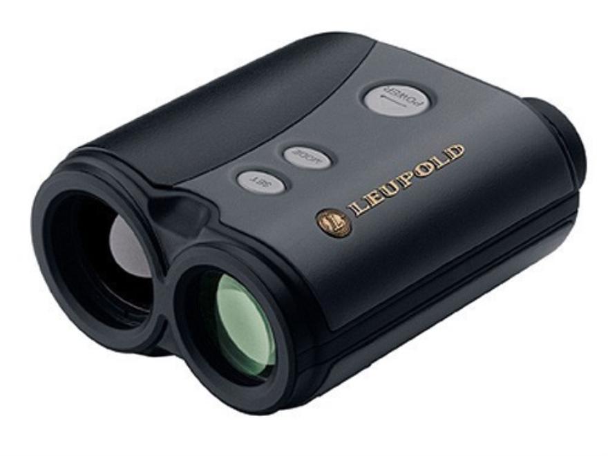 Leupold RX-IV Laser Rangefinder 1500 Yard Match 13 Reticle System 8x Armored Gray/Black