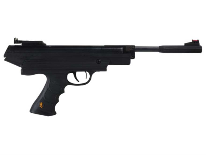Browning 800 Express Break Barrel Air Pistol 177 Caliber Pellet Black
