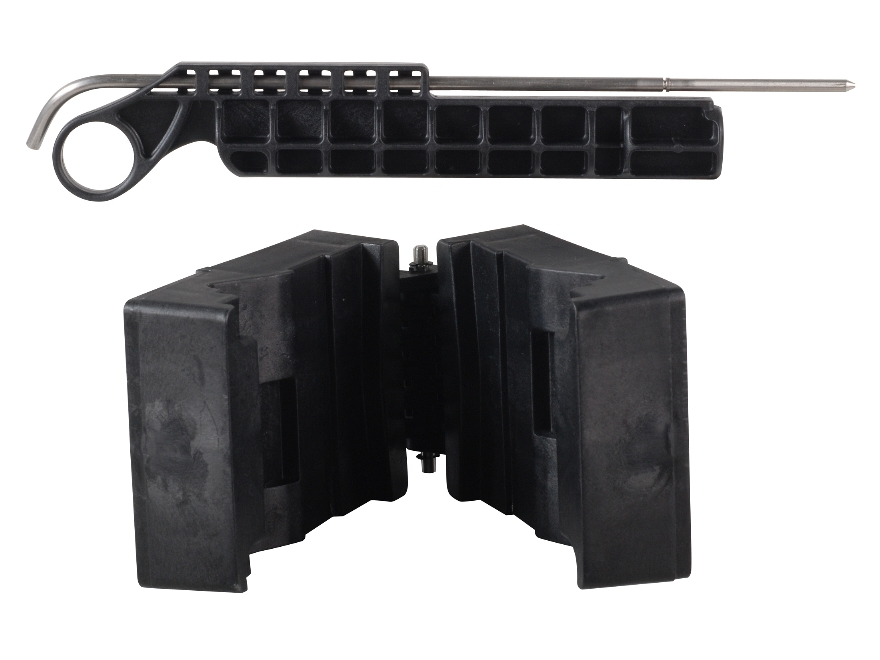 Wheeler Engineering Delta Series Upper Receiver Vise Block Clamp AR-15