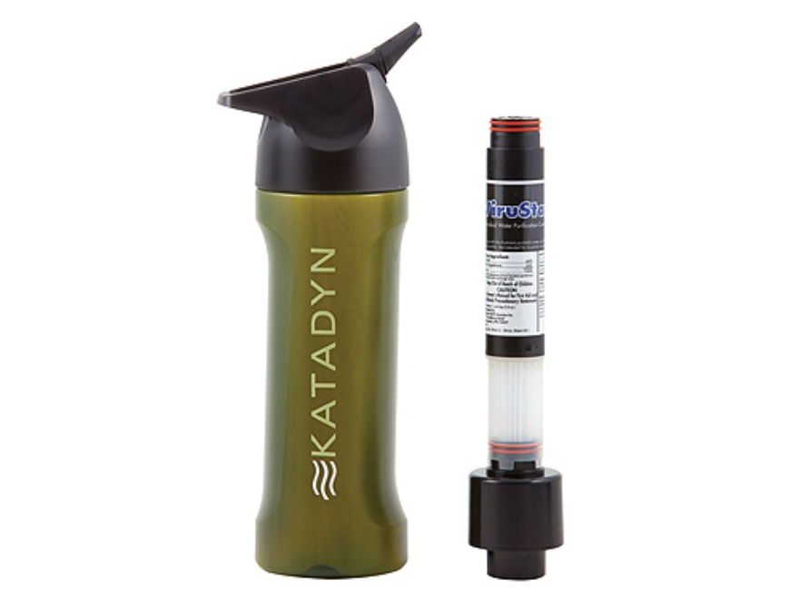 Katadyn MyBottle Purifier Water Filtration Bottle