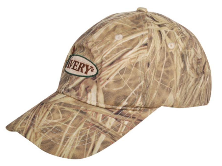 Avery Cap Cotton Twill KW-1 Camo