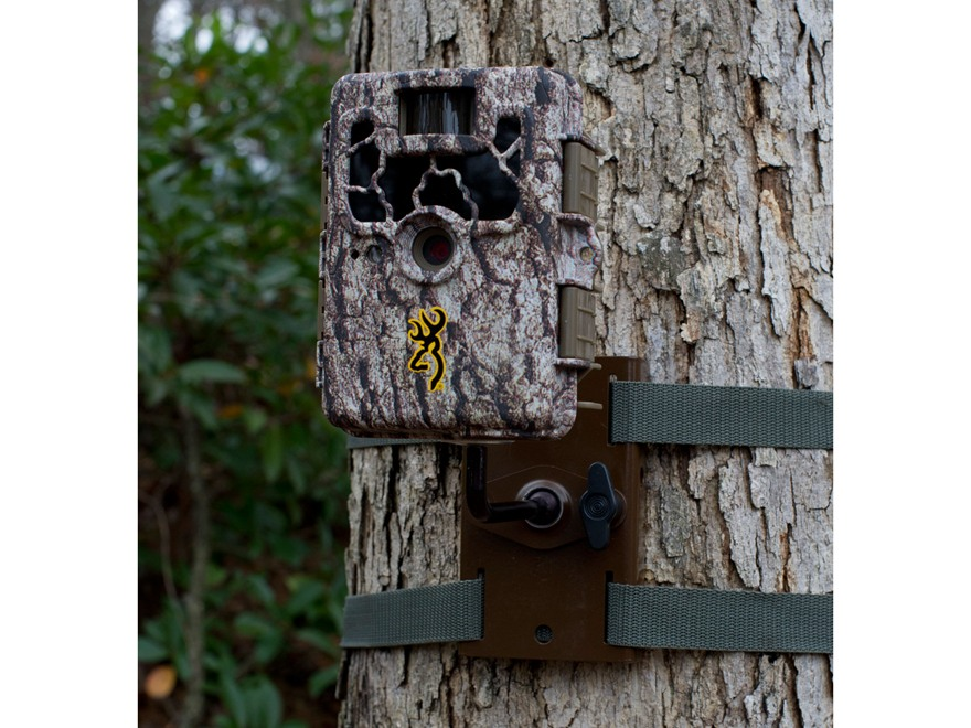 Browning Game Camera Tree Mount Steel Brown