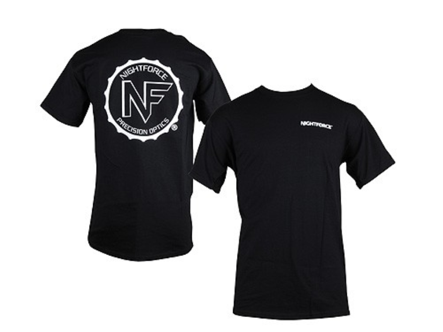 Nightforce T-Shirt Short Sleeve Cotton