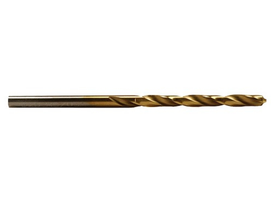 Baker Drill Bit Jobber Length Titanium Nitride (TiN) Coated #36