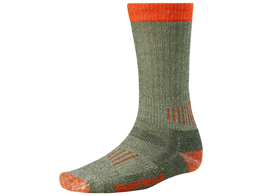 Smartwool Men's Hunt Medium Crew Socks Wool Blend