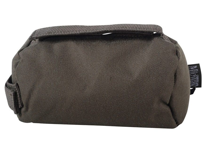 MidwayUSA Tactical Rear Shooting Rest Bag Olive Drab Cylinder