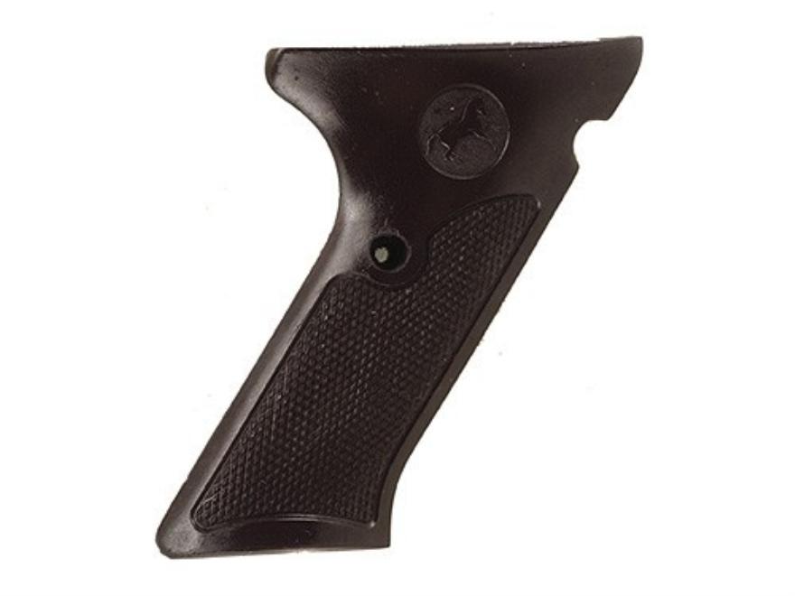 Vintage Gun Grips Colt Challenger 22 Long Rifle Polymer Black