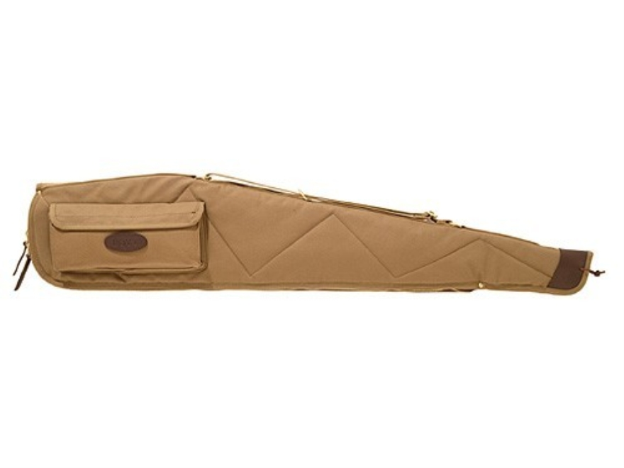 Boyt Alaskan Scoped Rifle Case with Pocket Canvas