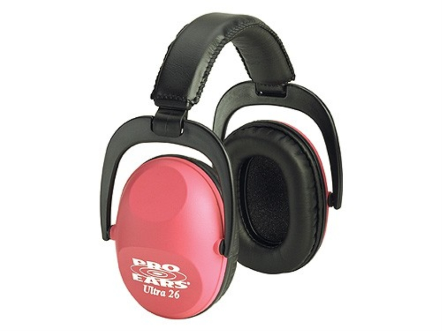Pro Ears Ultra 26 Earmuffs (NRR 26 dB)