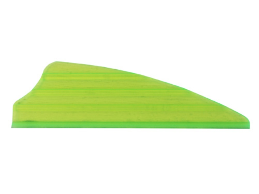 "Norway Industries Neon Fusion Vane Arrow Fletching 2.1"" Pack of 36"