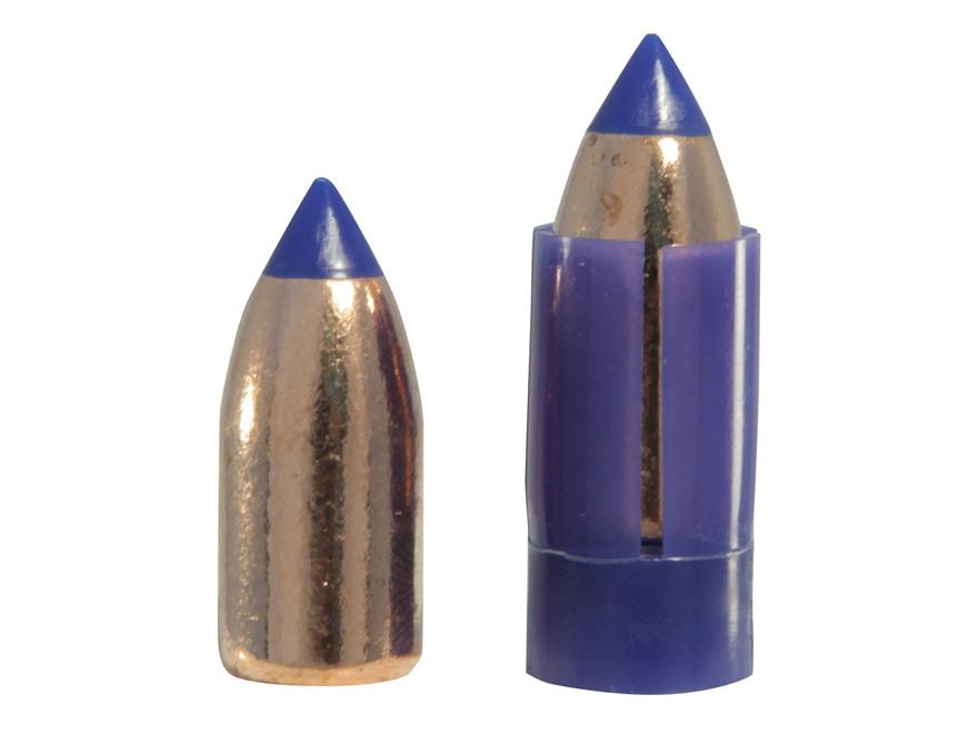 Barnes Spit-Fire T-EZ Muzzleloading  Bullets 50 Caliber Sabot with 45 Caliber 250 Grain Polymer Tip Flat Base