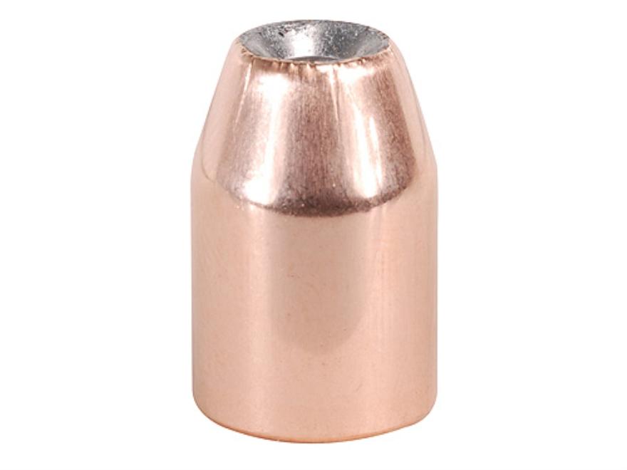 Nosler Sporting Handgun Bullets 40 S&W, 10mm Auto (400 Diameter) 180 Grain Jacketed Hol...