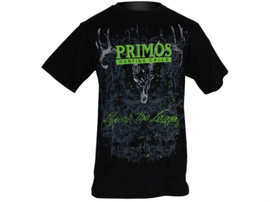 Primos Men's AOP Deer T-Shirt Short Sleeve Cotton