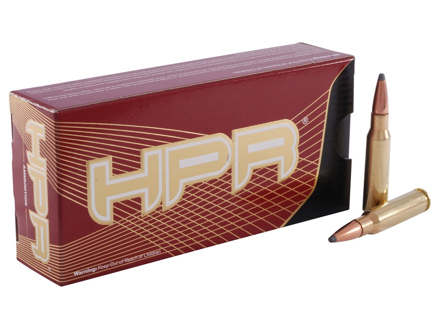 HPR HyperClean Ammunition 308 Winchester 150 Grain Hornady Interlock Spire Point Boat Tail Box of 20