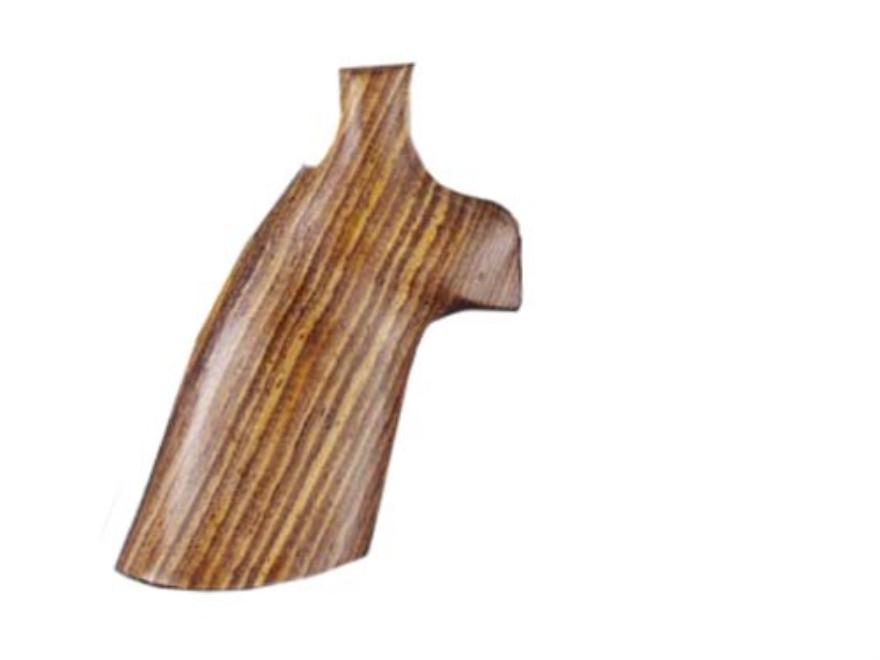 Hogue Fancy Hardwood Grips Dan Wesson Large Frame