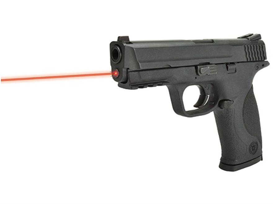 LaserMax Laser Sight Smith & Wesson M&P 357 Sig, 9mm, 40 S&W Blue