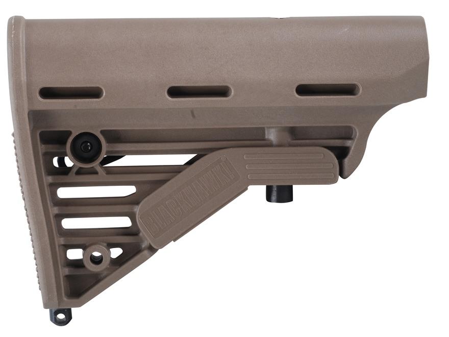 Blackhawk Knoxx Stock M4 Collapsible AR-15, LR-308 Carbine Synthetic