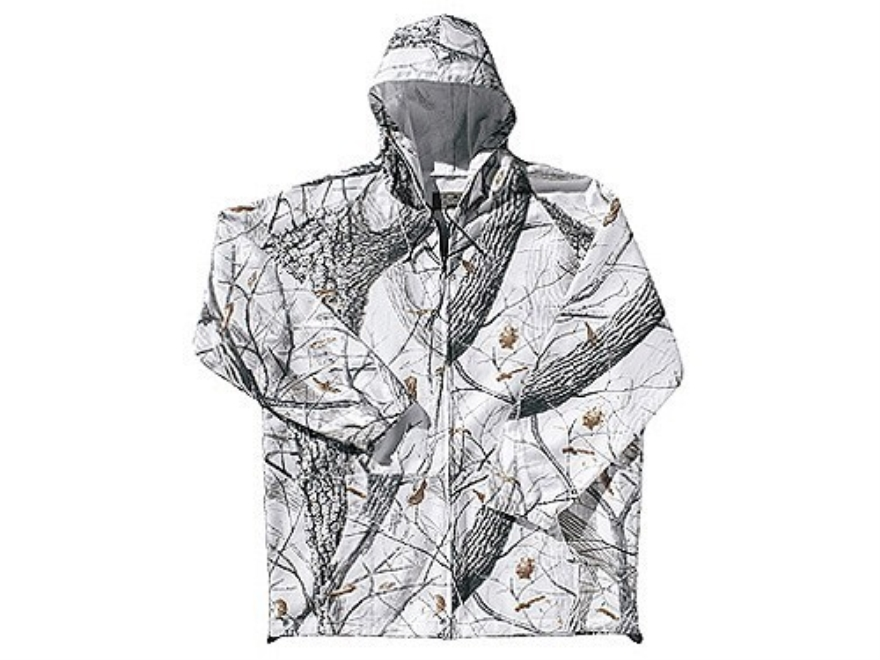 Whitewater Mens Cover Jacket Long Sleeve Polyester