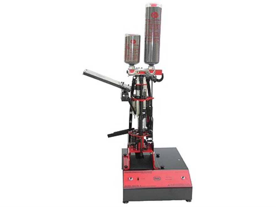 MEC 9000E Electronic Progressive Shotshell Press 410 Bore with 1/2 oz Charge Bar, 10, 11, 12 Powder Bushings, Auto-Mate Unit and Primer Feeder