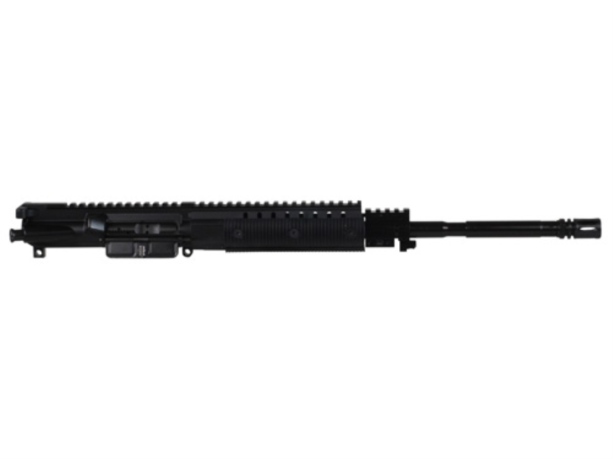 "CMMG AR-15 Revolution M4 LE A3 Flat-Top Upper Assembly 5.56x45mm NATO 1 in 9"" Twist 16"" Barrel Chrome Molly Matte with Revolution Modular Rail Handguard, Flash Hider"