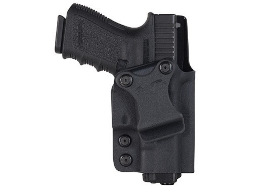 "Comp-Tac Infidel Inside the Waistband Holster with Infidel Belt Clip 1-1/2"" Right Hand 1911 Kydex Black"