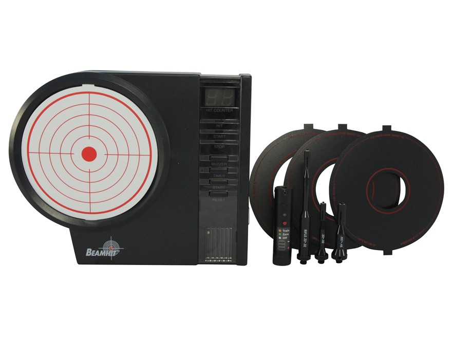 BeamHit 110 Interactive Dry Fire Training System with LS101 External Laser