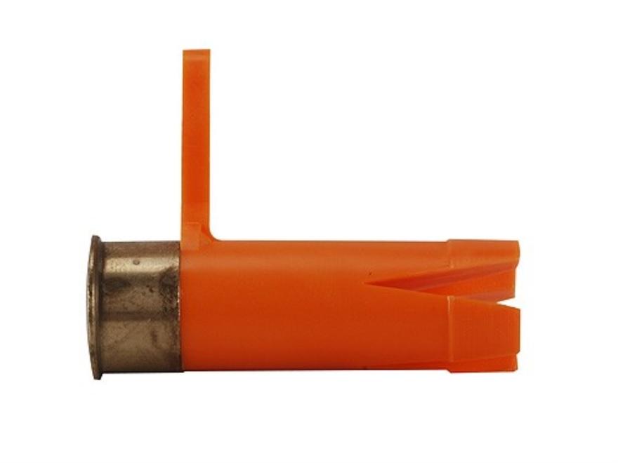 Safe Tech Saf-T-Round Chamber Safety Flag 12 Gauge Brass and Polymer Orange