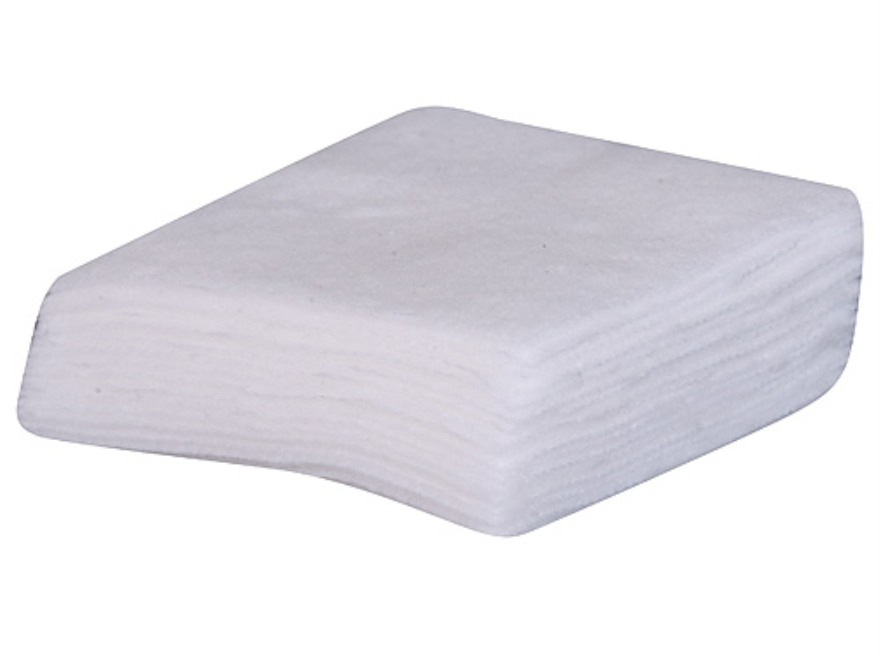 Bore Tech Cotton Flannel Cleaning Patches