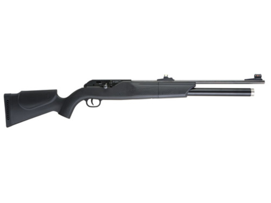 Walther 1250 Dominator Air Rifle 177 Caliber Black Polymer Stock Blue Barrel