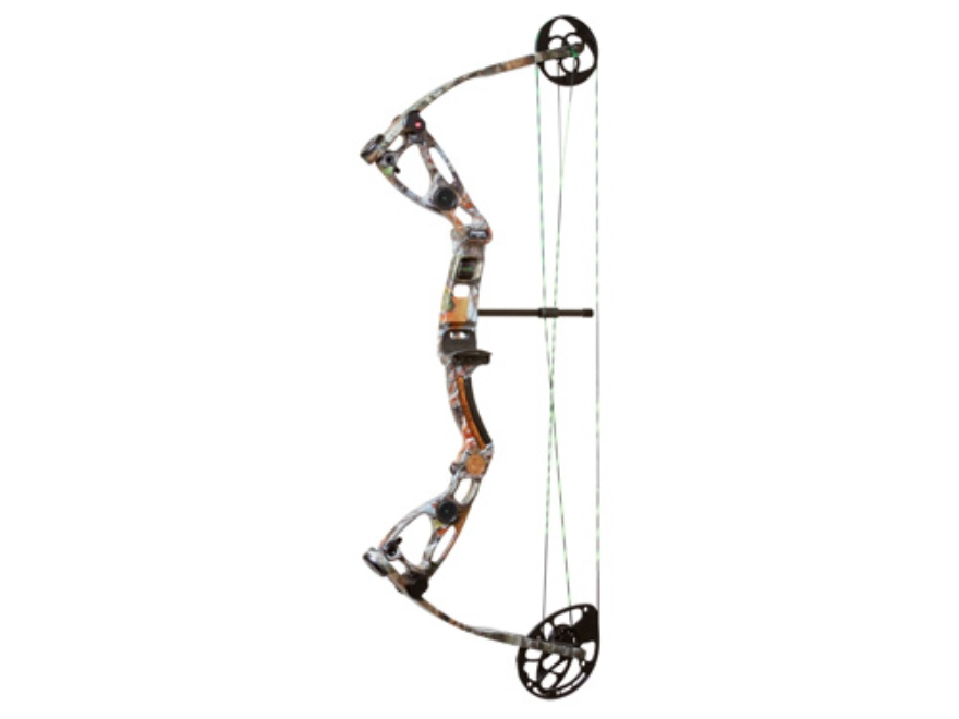 "Martin Exile Compound Bow Package Right Hand 45-60 lb. 25""-30"" Draw Length Next Vista Camo"