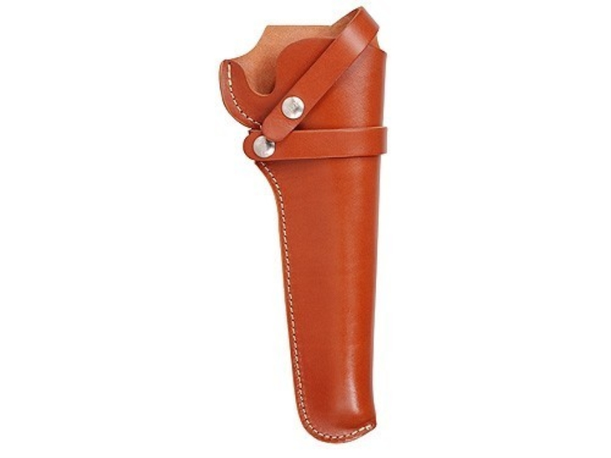"Hunter Hip Belt Holster Right Hand Taurus Judge 2.5"" Chamber 6-.5"" Barrel Leather Brown"