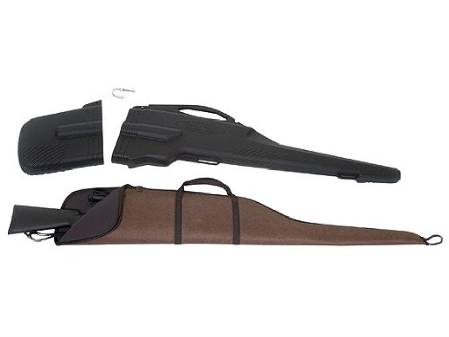 """Plano ATV Gunslinger Scoped Rifle Scabbard 54"""" Polymer Black"""