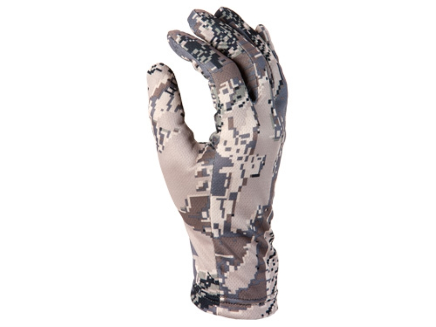 Sitka Gear Core Lightweight Scent Control Gloves Polyester