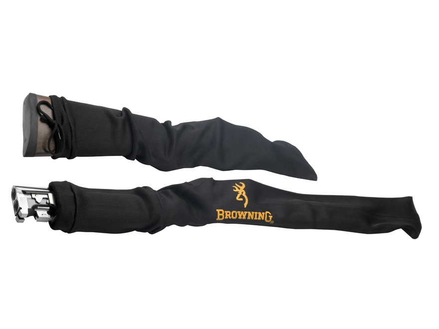 Browning VCI Gun Sock Takedown Shotgun Black with Browning Logo