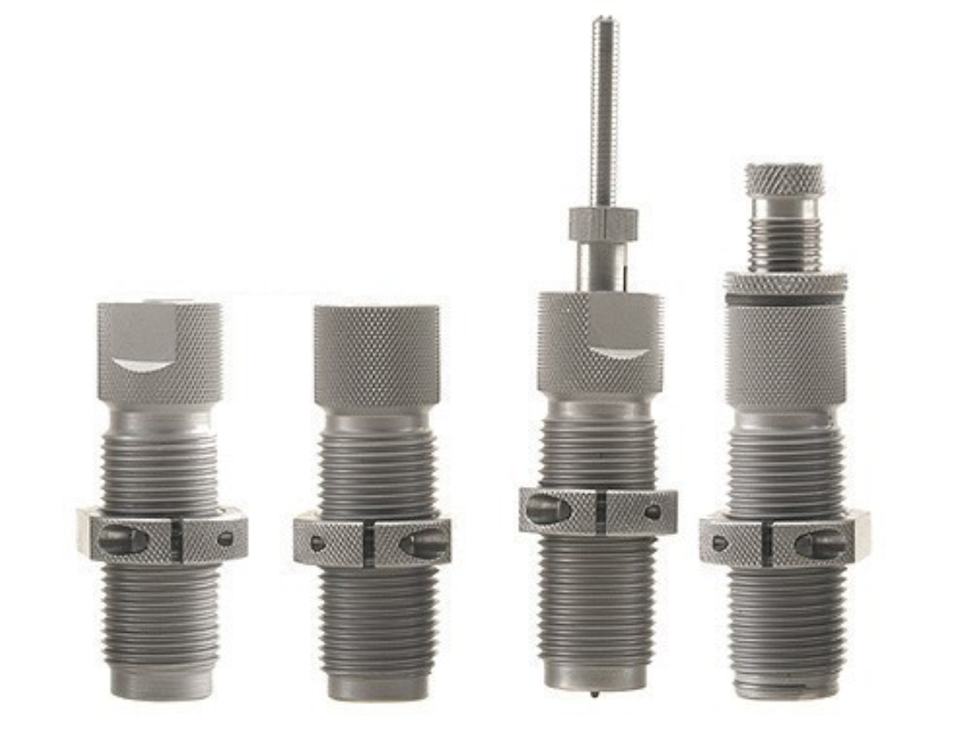 Hornady Custom Grade New Dimension 4-Die Set 500 Linebaugh