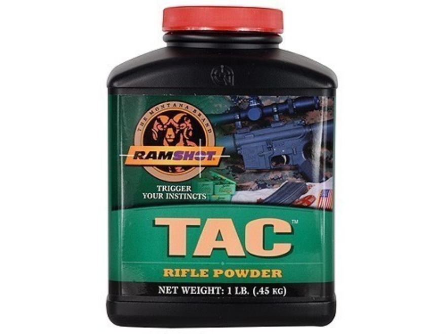 Ramshot TAC Smokeless Powder