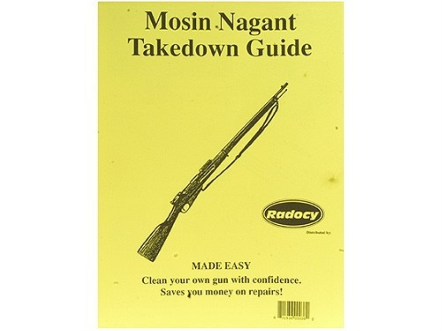 "Radocy Takedown Guide ""Russian Mosin-Nagant"""