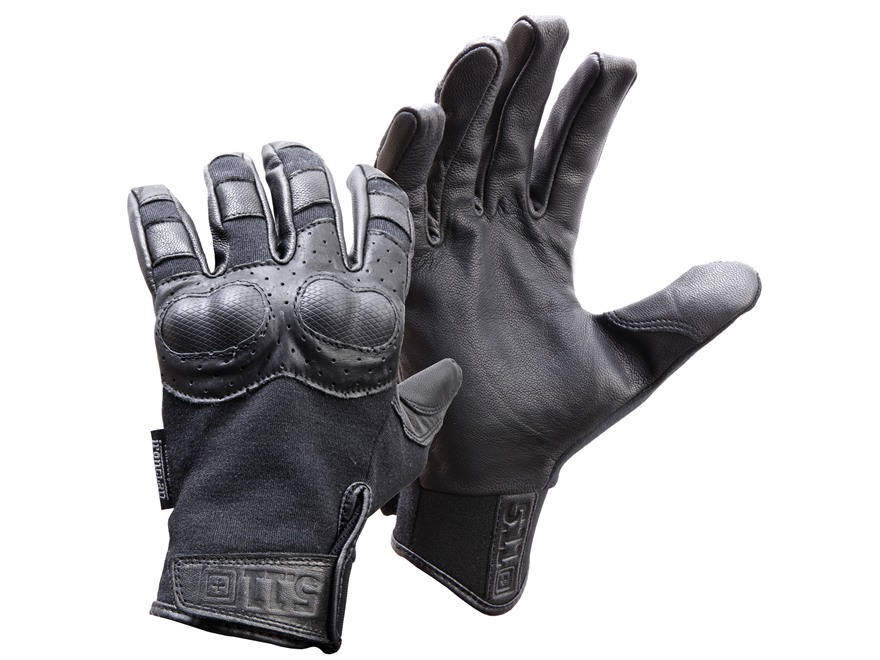 5.11 HardTime Gloves Goatskin and Kevlar Small Black