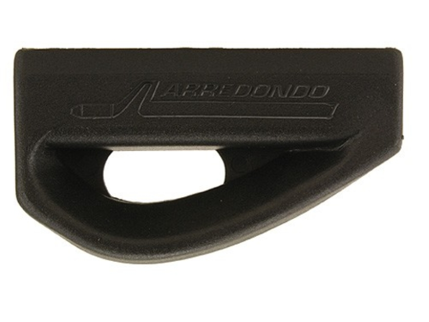 Arredondo Enhanced Slip-On Extended Magazine Base Pad AR-15 Polymer Black