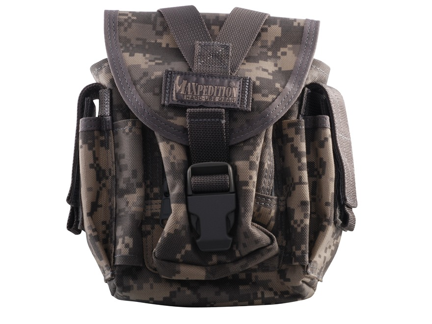 Maxpedition M-4 Waistpack Nylon Digital Foliage Camo